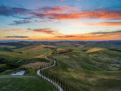 Four Amazing Villas in Tuscany Featured Image