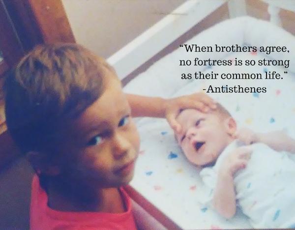 compassionate future - education - brothers