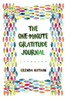 best journal books - one minute gratitude