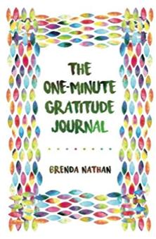 best journal books - one minute gratitude
