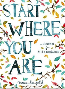 best journal books - start where you are