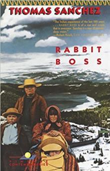rabbit boss by thomas sanchez - cover