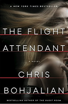 2018 fiction best sellers list - the flight attendant