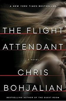 2018 fiction best sellers list - the flight attendant
