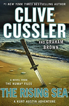 2018 fiction best sellers list - the rising sea