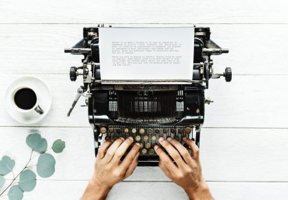 How to Start a Daily Writing Habit Featured Image