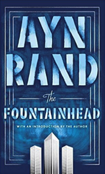 analyzing the fountainhead by ayn rand - front cover