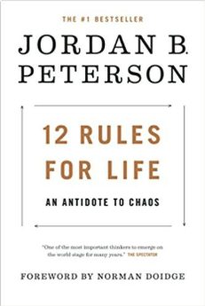 best non fiction books for adults - 12 rules for life