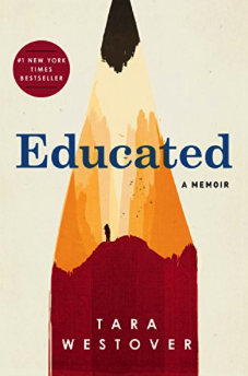 best non fiction books for adults - educated