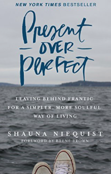 best non fiction books for adults - present over perfect
