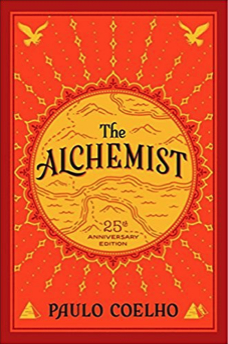 a review of the alchemist - front cover