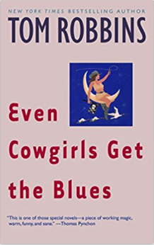 even cowgirls get the blues - front cover