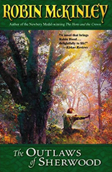 historical fiction books for teens - the outlaws of sherwood