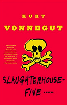 slaughterhouse five summary - front cover
