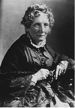 the best selling female fiction authors - harriet beecher stowe