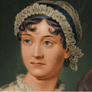 the best selling female fiction authors - jane austen