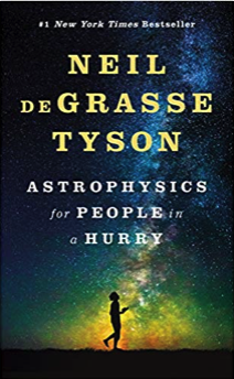 best selling non fiction books of 2018 - astrophysics for people in a hurry neil degrasse tyson