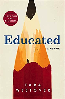 best selling non fiction books of 2018 - educated tara westover