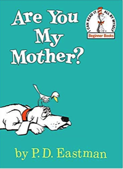 my favorite childhood books - are you my mother