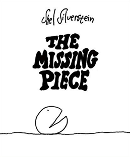my favorite childhood books - the missing piece
