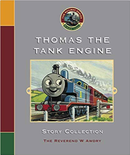 my favorite childhood books - thomas the tank engine