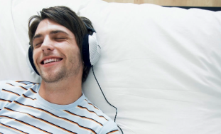 Listen and Learn The Benefits of Audiobooks - relaxing