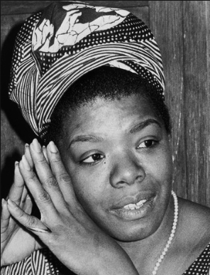 Writing Motivation 5 Author Success Stories - maya angelou