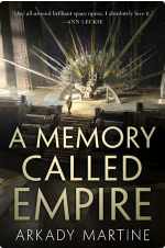 best science fictions book of 2019 - a memory called empire