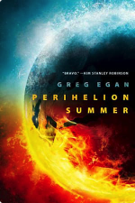 best science fictions book of 2019 - perihelion summer