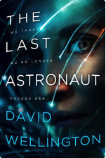 best science fictions book of 2019 - the last astronaut