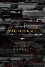 best science fictions book of 2019 - vigilance