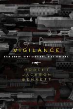 best science fictions book of 2019 - vigilance