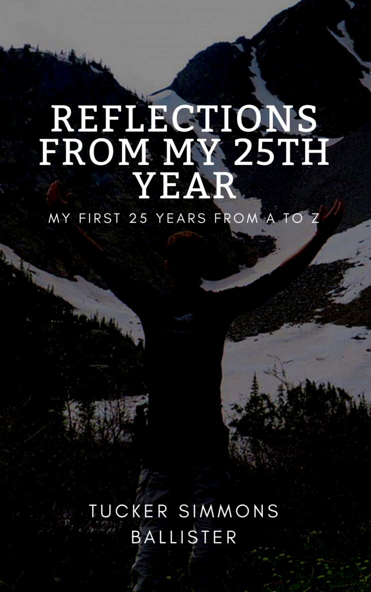 Reflections 25th Year Front Cover