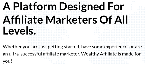 The Wealthy Affiliate Review for 2020 - what is wealthy affiliate