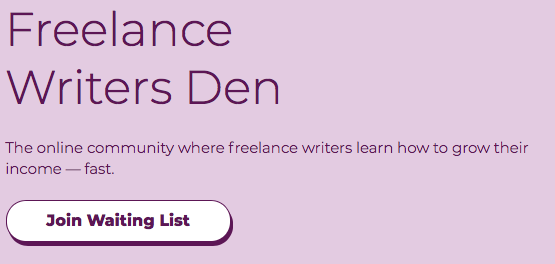 Best Freelance Writer Websites - Freelance Writers Den