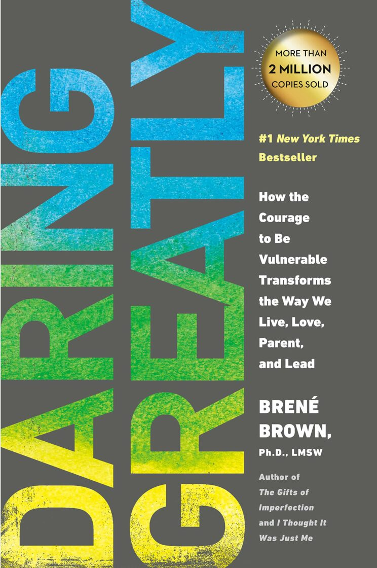 The Best Self Improvement Books of 2020 - daring greatly
