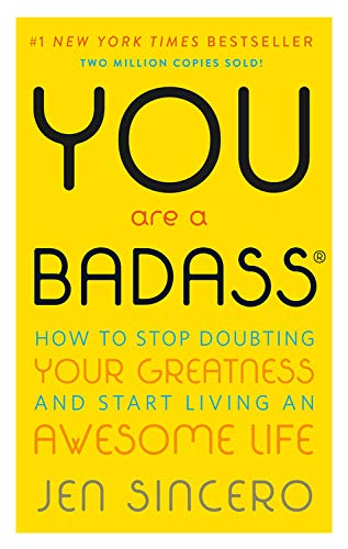 The Best Self Improvement Books of 2020 - you are a badass